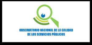 Observatorio Nacional de la Calidad del Servicios Públicos