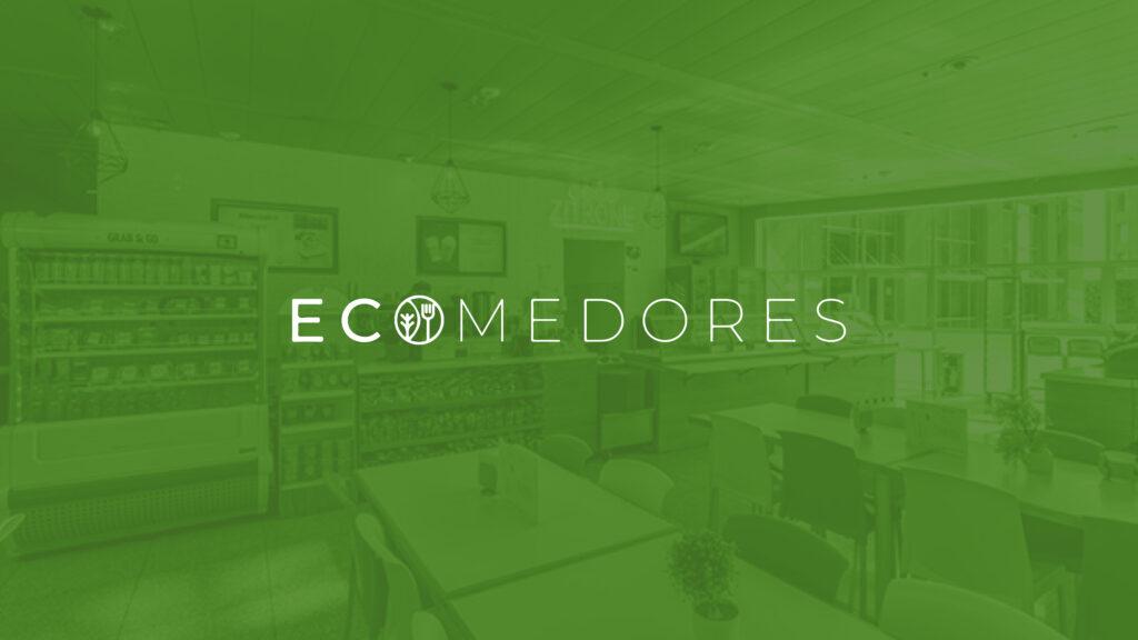 imagen con el logo de Ecomedores