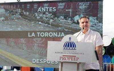Propeep - Gobierno recoge en SDE más de 200 mil toneladas de desechos sólidos en 65 días 2